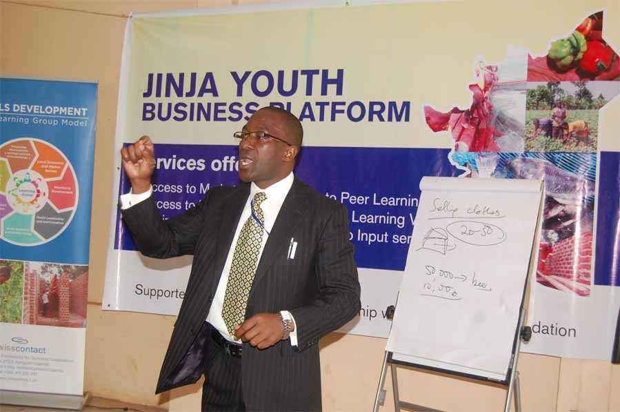 Jinja Youth Business Platform